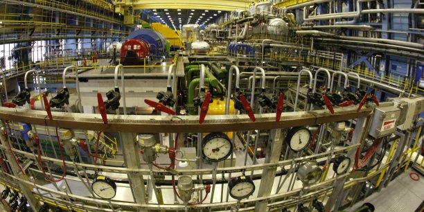 La centrale nucléaire de Paks fournit 40% de l'électricité consommée dans le pays.