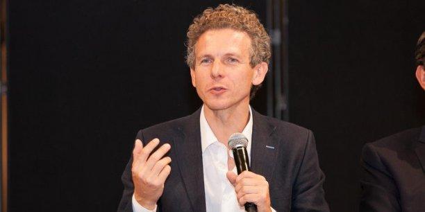Gilles Babinet, cofondateur et président de Captain Dash.
