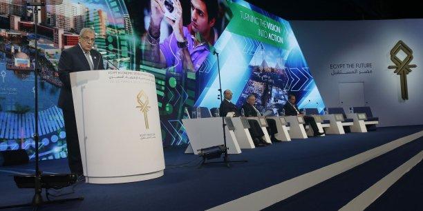 Quatre pays du Golfe ont promis 12,5 milliards de dollars d'investissements et d'aides.