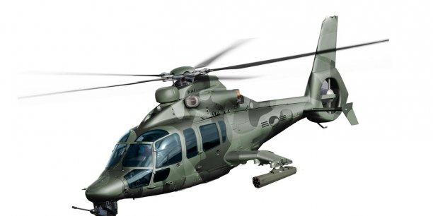 Ce contrat est évalué, selon Reuters, à trois milliards de dollars (2,8 milliards d'euros), dont 1,4 milliard d'euros pour Airbus Helicopters