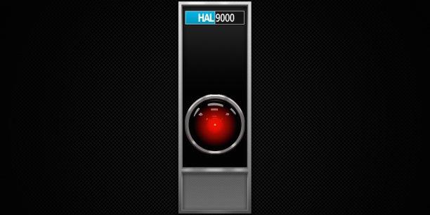 HAL 9000 est le superordinateur gérant le vaisseau spatial Discovery One dans la saga des Odyssées de l'espace de l'écrivain Arthur C. Clarke.