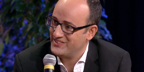 Strasbourgeois installé en Israël, Joel Bloch a créé sa première start-up a 26 ans.