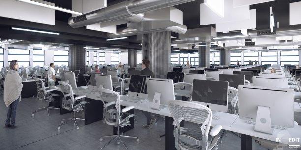 42, l'école créé par le fondateur de Free, Xavier Niel est le reflet de cette tendance des professionnels du numérique à former leurs futures équipes.
