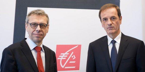 Thierry Foret et Jean-François Paillissé