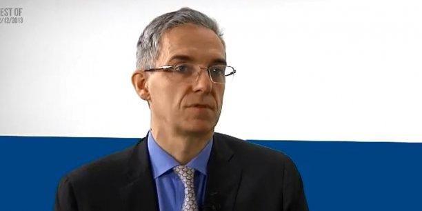 Alexandre Saubot, nouveau président de l'UIMM, était l'invité de La Tribune le 2 décembre 2013