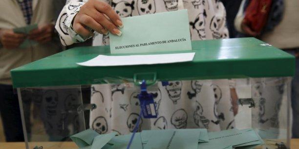 Les Andalous ont renouvelé leur parlement régional
