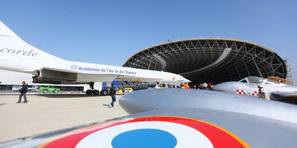 Le musée Aeroscopia rassemble de nombreux appareils de légende, dont le Concorde