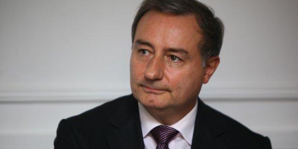 Jean-Luc Moudenc, le président de Toulouse Métropole.
