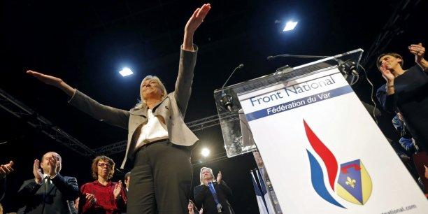 La parti d'extrême droite reste tout de même le plus rejeté en France.