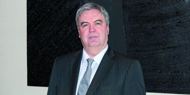 Daniel Segonds préside le pôle de compétitivité Agri Sud-ouest Innovation depuis un an.