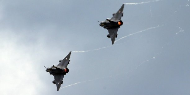 Les deux premiers Mirage 2000 indiens modernisés ont été livrés à New Delhi.