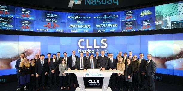 Cellectis est coté en Bourse au Nasdaq depuis 2015. Sa filiale Calyxt pourrait suivre le même chemin.