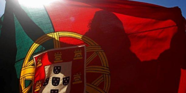 Le Portugal va connaitre l'alternance à gauche.