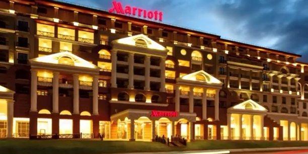 Marriott est le 3e hôtelier le plus puissant, selon une étude de MKG Hospitality.