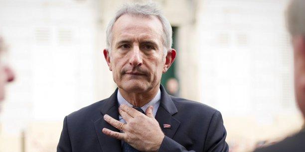 Guillaume Pepy, le président du directoire de la SNCF