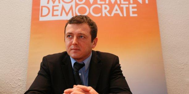 Arnaud Lafon a longtemps envisagé de se présenter à la présidence du Département de Haute-Garonne pour y mettre de l'ordre