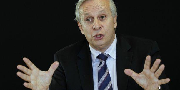 « L'avenir, c'est  par exemple  la clé connectée dans le portable » Jacques Aschenbroich, directeur général de Valeo.