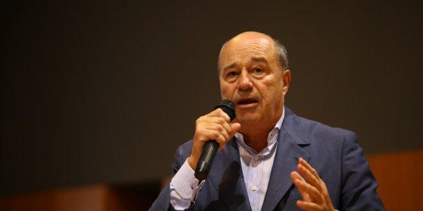 Le président du PRG Jean-Michel Baylet a conclu un accord avec le PS.
