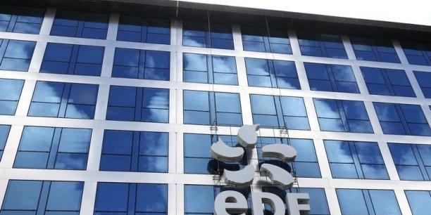 edf veut ren gocier les rtt accord s aux salari s en. Black Bedroom Furniture Sets. Home Design Ideas