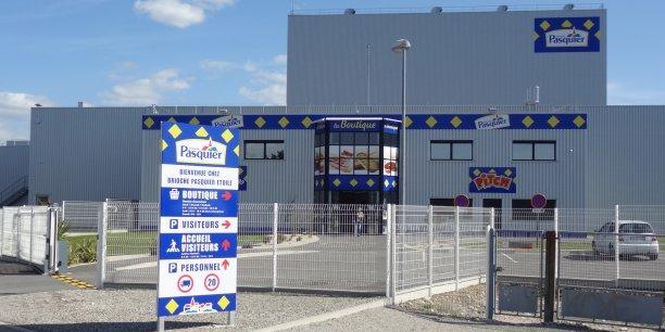 Deux sites Pasquier sont implantés à Etoile-sur-Rhône. L'un est dédié à la patisserie, l'autre aux brioches (notre cliché).