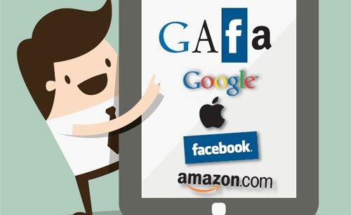 Les GAFA ont multiplié les initiatives dans la e-santé et le bien-être ces dernières années.