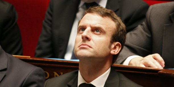 Emmanuel Macron veut une nouvelle loi qui misera davantage sur les PME et le numérique.