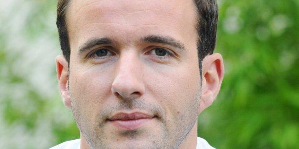 Julien Aguettant, directeur de la société Premium Media XL