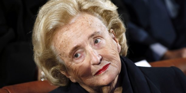 Bernadette Chirac est administratrice chez LVMH depuis 2010 et a empoché 190.000 euros au total.