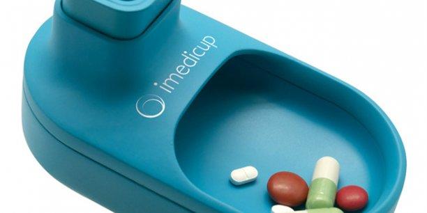 Medissimo compte fournir 1000 pharmacies en cups connectées cette année.