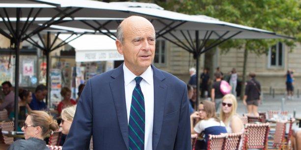 Alain Juppé, maire de Bordeaux, ancien Premier ministre, candidat à l'élection présidentielle de 2017.