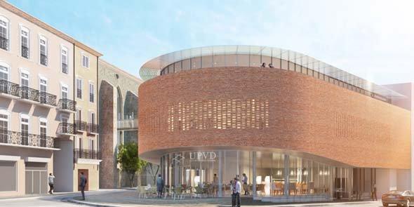 Le projet de l'atelier d'architecture Emmanuel Nebout a été choisi parmi 66 dossiers