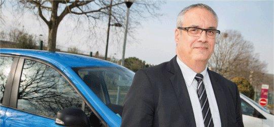 Jean Paoletti, président de Toulouse Ambition Métropole