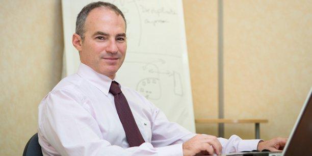 Aadel Benyoussef, directeur d'Excelerate Systems France