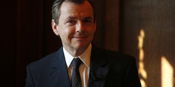 Alain Weill, le PDG d'Altice Europe.
