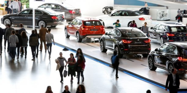 Les ventes d'automobiles s'essouflent selon l'Insee