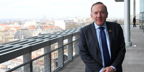 Pierre Gattaz, président du Medef, en visite le 2 avril à Toulouse