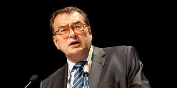 Gérard Roucairol, président du Plan supercalculateurs de la Nouvelle France industrielle
