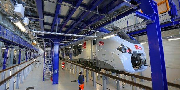 Intesens s'est positionnée dans la maintenance connectée dans le ferroviaire.
