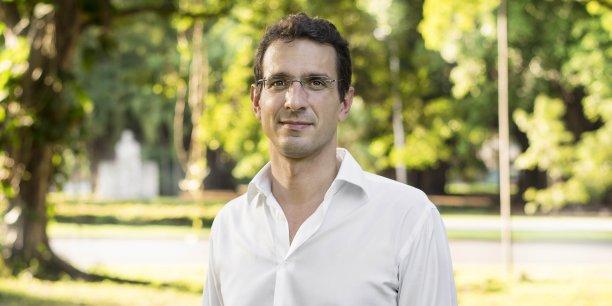 Jérôme Cottin-Bizonne, directeur de la joint-venture formée entre Pernod Ricard et l'entreprise d'Etat cubaine Cuba Ron.