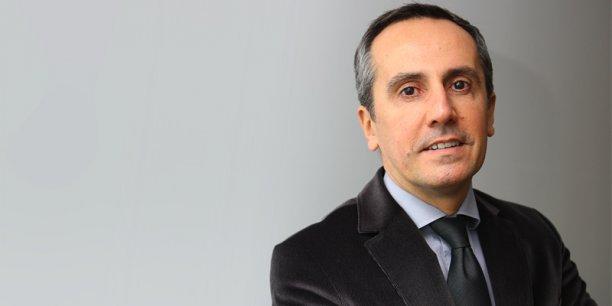 Philippe Lambert est le directeur régional de la Caisse des dépôts et des consignations. Crédit : Rémi Benoit.