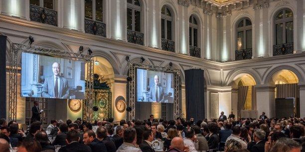 Les élus de la métropole ont assuré les pros de la construction de leur soutien, à l'instar d'Alain Juppé, sur la vidéo