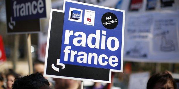 Le conflit social à Radio France s'enlise.