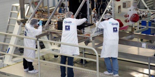 OHB souhaite obtenir le retour industriel dans le programme Ariane 6 qui était prévu lors de la conférence ministérielle au Luxembourg en décembre 2014