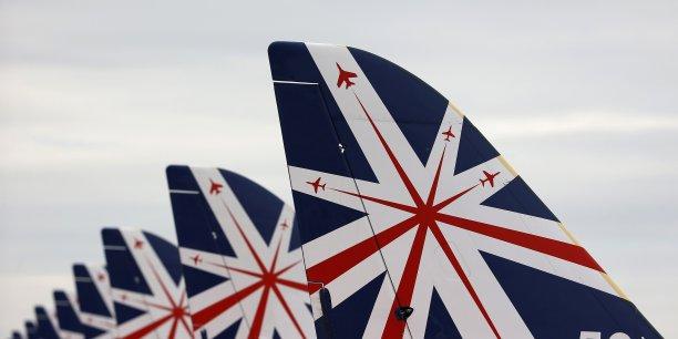 La croissance britannique marque le pas
