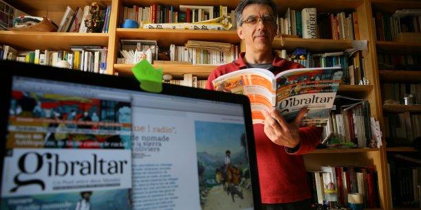 Le Toulousain Santiago Mendieta a fondé Gibraltar en 2012
