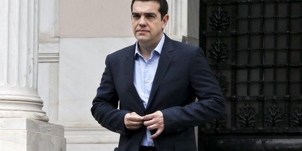 Alexis Tsipras voit sa popularité reculer