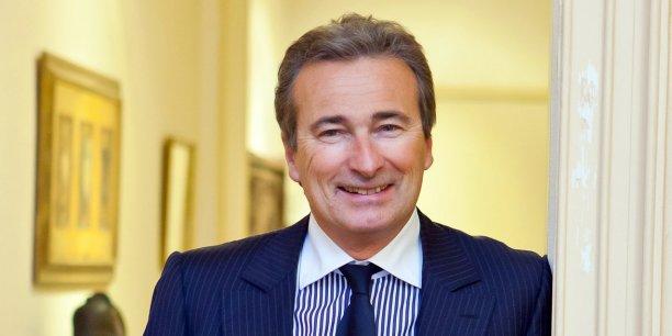 Jean-Luc Fouco, président du directoire d'ADI