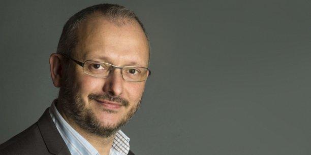 Arnaud Ladrière, directeur exécutif Europe de Jfrog