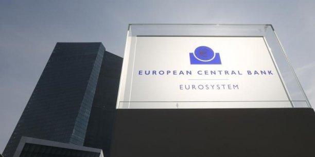 La BCE veut maîtriser la remontée des taux