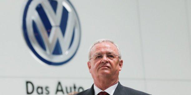 Martin Winterkorn devait théoriquement être prolongé de deux ans à son poste vendredi, jusqu'à fin 2018.